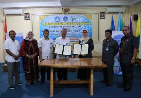 UBB-BPS Teken MoU Serta Kuliah Umum Terkait Sensus Penduduk 2020