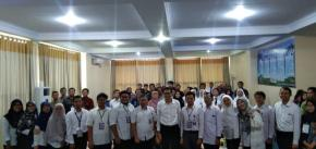 PKM Center FT UBB Sosialisasi Panduan PHBD dan PKM